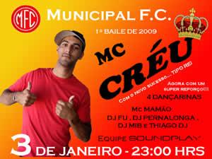 Baile com MC Créu