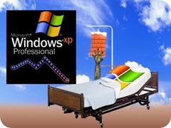 Windows XP Morrendo