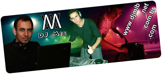 Arte Para Facebook do Dj Mib