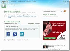 Ilha PQT no Windows Live