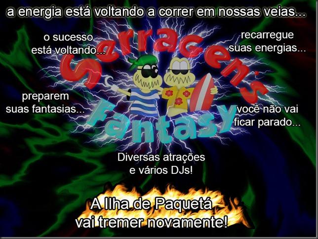 Serragen's Fantasy 6 - Chamada