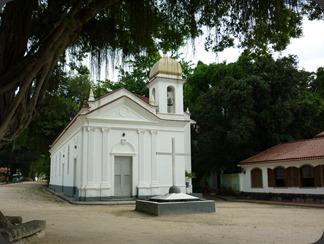 Igreja de São Roque - Ilha de Paquetá